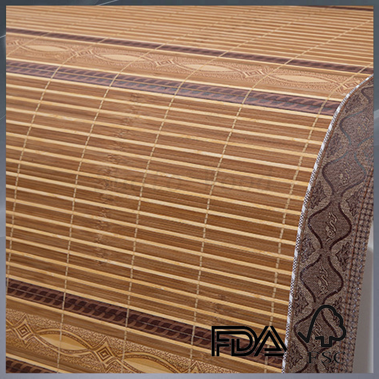 bamboo summer sleeping mat bed-mat for hot summer bamboo mat
