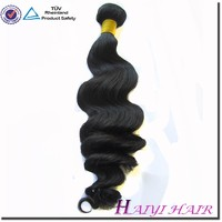 Hot Selling Unprocessed 100% Human Hair Thick Bottom dyeable armenian virgin weave glam hair
