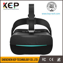 2016 VR all in one headset box , android vr 3d glass ,all in one 3d glass from KEP