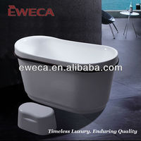 Very small Freestanding bathtub 1300mm