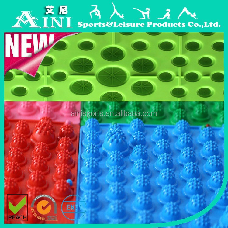 Hot Sale ! Massage Pad for Foot Health/ New Design Foot Acupuncture Massage Mat