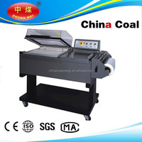 New Condition and Plastic Packaging Material shrink wrap machine for books