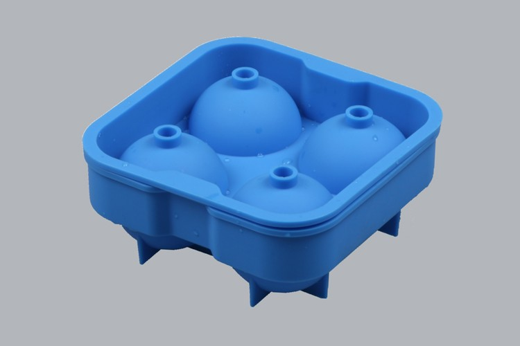 Cheap Bpa Free Silicone Molds Portable Ice Cream Maker