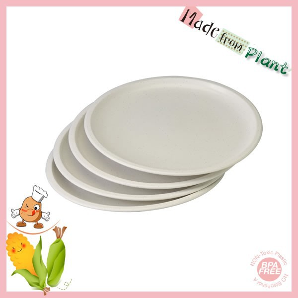 Custom Bulk Microwavable Dinner Hard Plastic Plates Buy  sc 1 st  Castrophotos : cheap plastic plates in bulk - pezcame.com