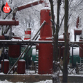 Tongrui used engine oil to lube oil re-refining machine