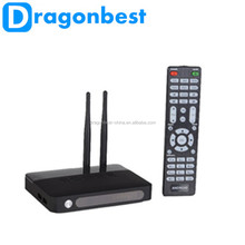 3 Usb Port Wifi 2 Antenna 8 Core Smart Tv Box Csa91 Android 5.1 Lollipop Tv Box Rk3368 2G+16G 4K Octa Core Smart Media Player