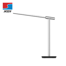 Fashional Metal Design Dual CCT 4 Steps Dimmer Table Desk Lamp for Hotel/Office/Study