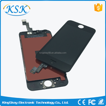 Replacement lcd for iphone 5s lcd screen, for iphone 5s lcd digitizer, mobile phones displays for iphone 5s