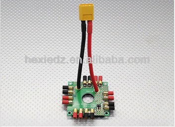 New Quadcopter / Multicopter / Hexacopter / Octocopter Power Distribution Board
