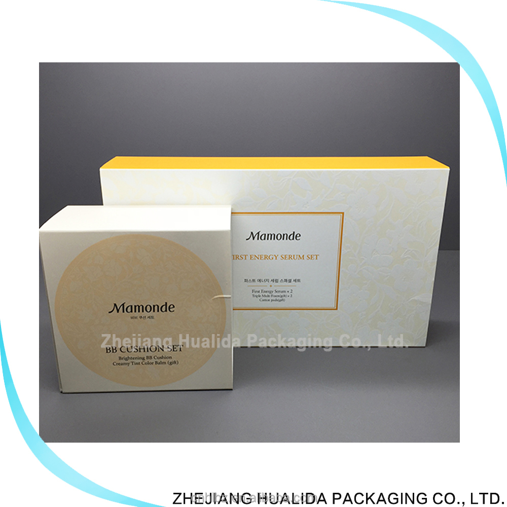 China Goods Wholesale White Gift Box