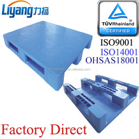 High quality Plastic pallets from china leading factory directly hundreds of design and sizes can be found here!!