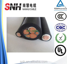 OEM design for structure, 4mm single core cable, single core shielding 16mm cable