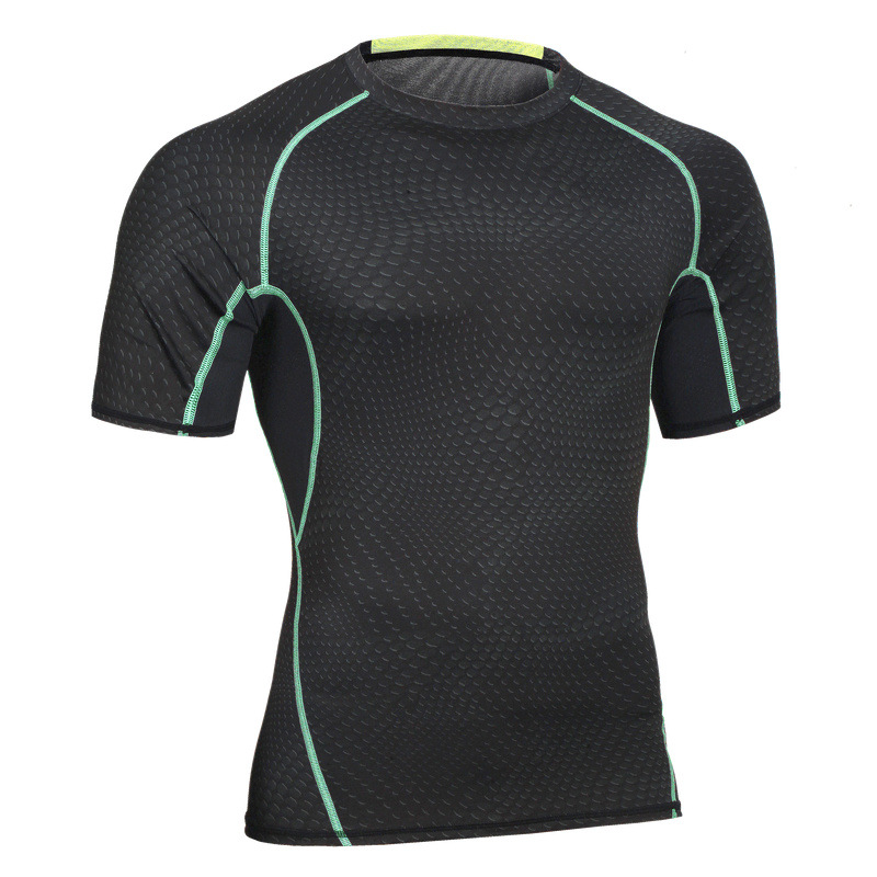 DS-ST042 88% Polyester <strong>12</strong>% Spandex Quick Dry <strong>T</strong>-<strong>shirts</strong> Men's Sports Running Fitness GYM Wear Short Sleeve Men Custom <strong>T</strong>-<strong>shirt</strong>
