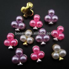 Pearl balls decorations nail art 3d nails decoration charms DIY scrapbooking accessories
