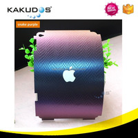 Precise Colorful laptop skin cover for ipad mini 4 full coverge wifi version