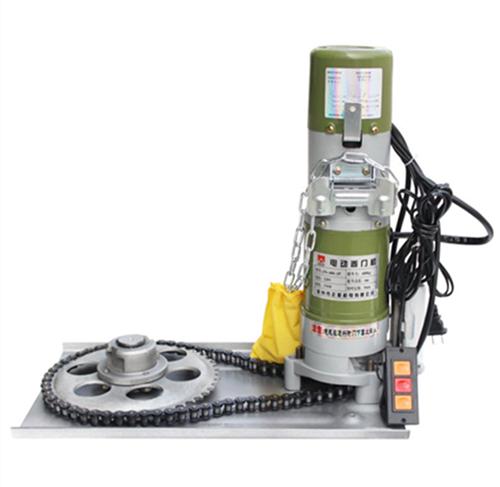 Roller shutter opener roller door motor shutter motor for Roller shutter motor installation