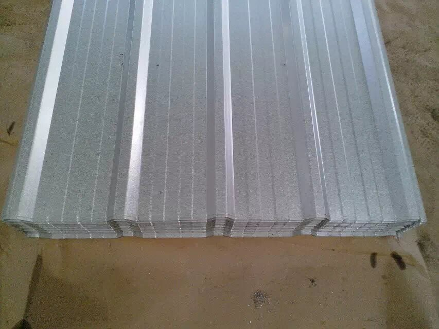 SGCC DX51D SGLCC Hot Dipped Galvanized / Galvalume / Zincalume Steel Sheets Metal Roofing