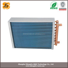 aluminium automotive radiator for heat exchange equipment