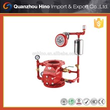 ZSFZ fire fighting wet fire water alarm valve for valve system