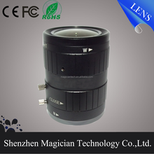 4-18mm f1.4-c varifocal iris manual camera lens with clear image