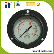 Price Of Pressure Gauge With Black Steel Case