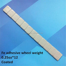 Fe self-adhesive cars wheel balance weights