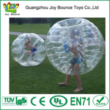 kids adults TPU inflatable body bubble bumper ball price for sale