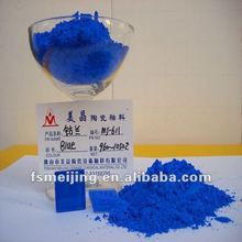 glass mosaic cobalt blue natural pigment of raw materials manufacturing company