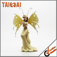 Ceramic Heaven And Earth Angel Of