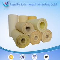 Fiberglass filter fabric for dust collection bag (GL)
