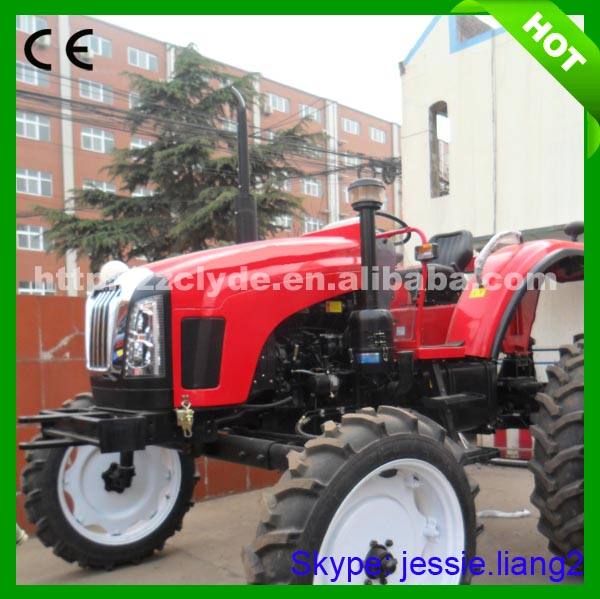 Basic farm tractor with High ground clearance