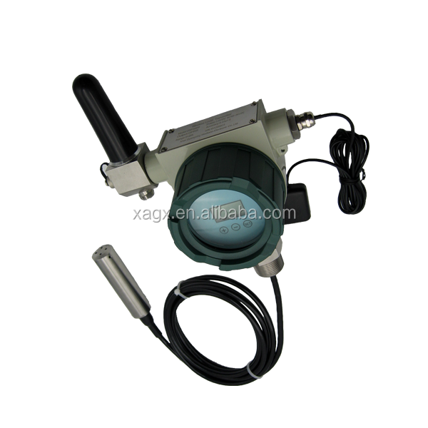 GPRS relay long distance ultrasonic level sensor 4-20ma price