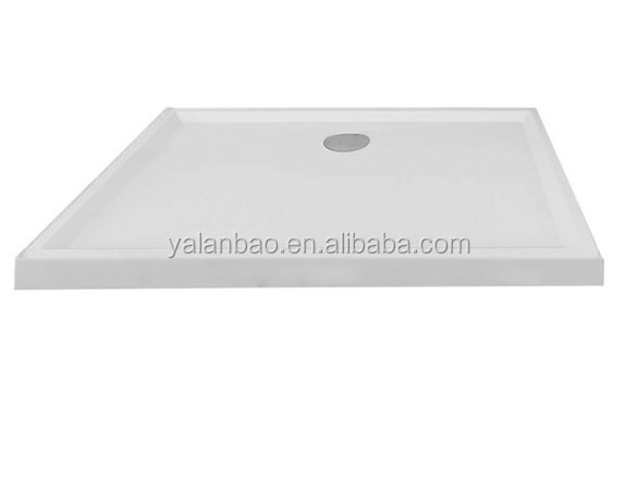 Portable Shower Base : Portable shower tray yp hot sale square acrylic