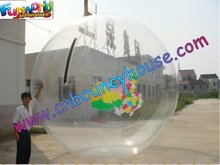 TPU/PVC Water walkig ball/rolling ball(Zorb-374)