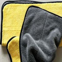 Coral-faced Car Washing Towel with Competitive Price