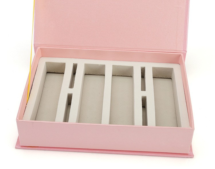 Custom Cardboard Magnetic Packaging Box for Cosmetic