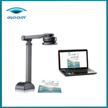high speed a3 5 MP portable overhead document camera for education