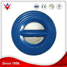 Professional Manufacturers High Performance Grey Iron Dual Plate Wafer Check Valve