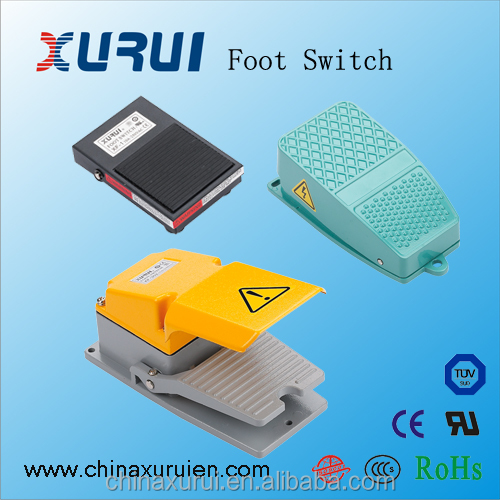 TFS series waterproof foot switch, pedal switch (UL TUV ROHS)