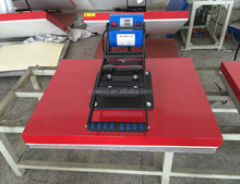 T Shirt Manual Heat Stamping Press Printing Machine