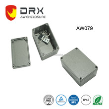 Metal Electrical Aluminum Electronics Enclosure Project Box Case