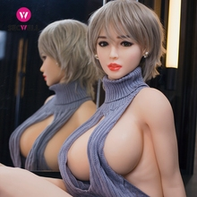 Custom Waterproof Temperature Rise Real Skin Latest 170cm Doll Silicone Sex Doll Big Breast For Men