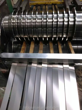 ss201 precision stainless steel stirp width 5mm to 20mm