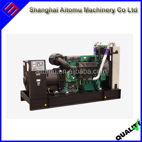 2016 Hot Sale 100kw natural gas generator price with high quality