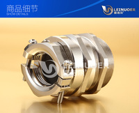 liquid tight cable glands for metal pipe
