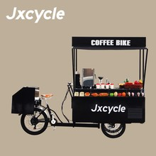 New style food bike mobile fast food trucks for sale