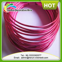 HR 2mm 39ft/coil art aluminum wire