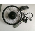 China Electric bicycle / bike motor conversation kit1000w 1200w with battery