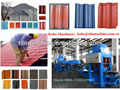 roof tile making equipment