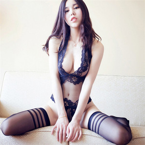 Hot Sale Sex Products Lace Underwear Women Erotic Sexy Lingerie Transparent Bodydoll